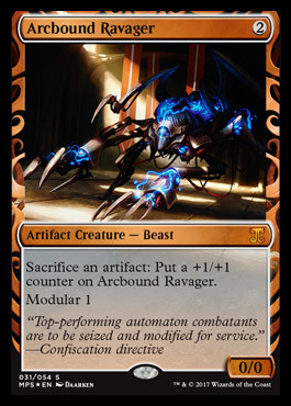Arcbound Ravager - Foil (MPS)