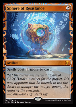 Sphere of Resistance - Foil