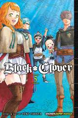 Black Clover Gn Vol 05