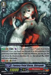Fantasy Petal Storm, Shirayuki - G-RC01/020EN - RR