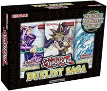 Yu-Gi-Oh Ccg: Duelist Saga Box