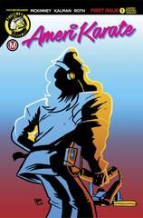 Amerikarate #1 Cvr B Kickloose (Mr)