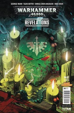 Warhammer 40000 Revelations #1 (Of 4) Cvr C Listrani