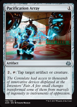 Pacification Array - Foil