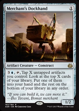 Merchants Dockhand - Foil