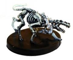 Wolf Skeleton D&DB9