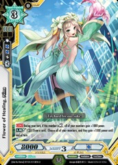 Flower of Healing, Nina - BT04/010EN - U