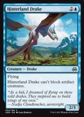 Hinterland Drake on Channel Fireball