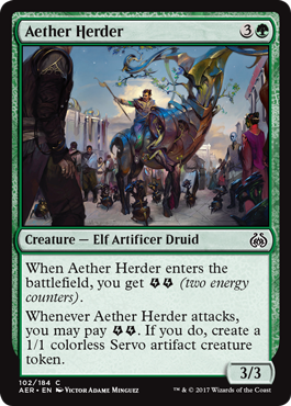 Aether Herder