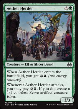 Aether Herder - Foil