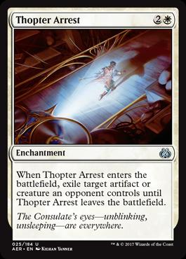 Thopter Arrest - Foil