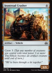 Irontread Crusher - Foil