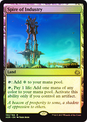 Spire of Industry (Aether Revolt Prerelease Foil)