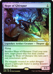 Hope of Ghirapur - Foil - Prerelease Promo