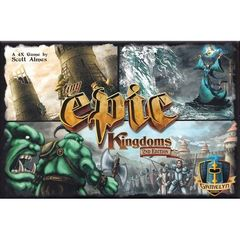 Tiny Epic Kingdoms - Second Edition (2E)