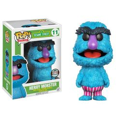 Sesame Street - Herry Monster #11 (Specialty Series)