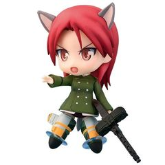 Nendoroid 713: Strike Witches - Minna-Dietlinde Wilcke