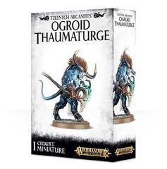 Tzeentch Arcanites Ogroid Thaumaturge