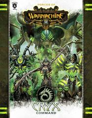 Warmachine: Forces of Warmachine - Cryx Command Hardcover