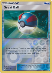 Great Ball - 119/149 - Uncommon - Reverse Holo