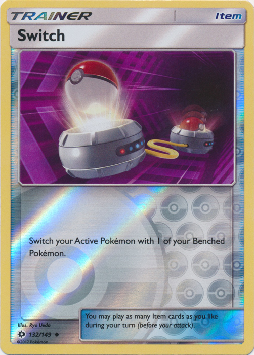 Pokemon Sun /& Moon Core Trainer Repel 130//149 Uncommon NM,