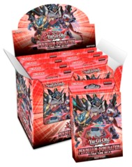 Structure Deck: Pendulum Domination (Display of 8)