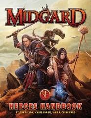Midgard Heroes Handbook For 5Th Edition