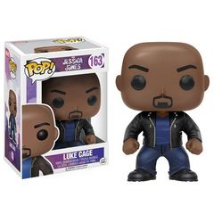 Funko Pop - Jessica Jones - #163 - Luke Cage