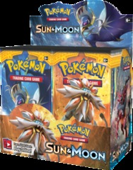 Sun & Moon - Booster Box