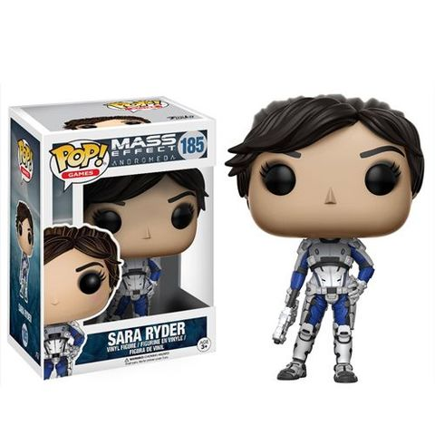 Pop! Games 185: Mass Effect: Andromeda - Sara Ryder
