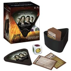 Trivial Pursuit - Supernatural