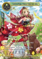 Little Red, Fairy Tale of Air - VIN003-051 - R