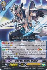 Blue Sky Knight, Altmile - G-TD11/003EN - TD