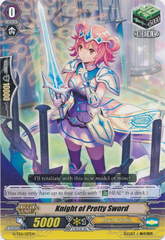 Knight of Pretty Sword - G-TD11/017EN - TD