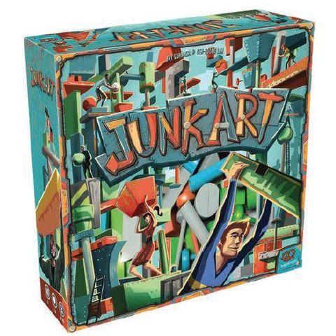 Junk Art - Plastic Version