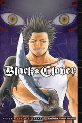 Black Clover Gn Vol 06 (C: 1-0-1)