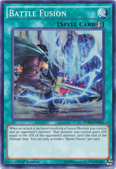 Battle Fusion - FUEN-EN056 - Super Rare - 1st Edition