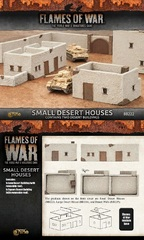 Battlefield In A Box Small Desert Houses