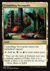 Crumbling Necropolis - Foil