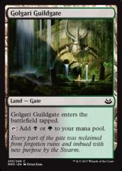 Golgari Guildgate - Foil