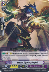 Steam Fighter, Nagish - G-CHB01/055EN - C on Channel Fireball