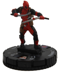 Deadpool - 001a - Common