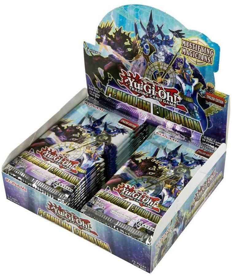 Pendulum Evolution Booster  Box