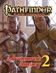 Pathfinder Player Companion: Adventurer's Armory 2