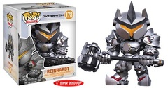 Pop! Games Overwatch - Reinhardt 6