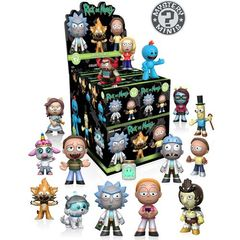 Mystery Minis: Rick And Morty - Blind Box