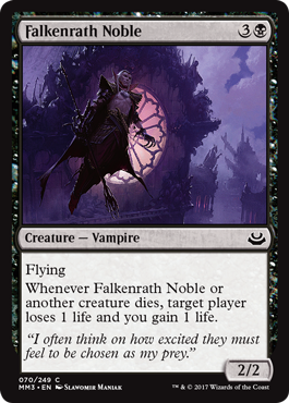 Falkenrath Noble - Foil