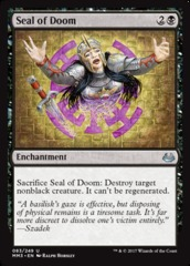 Seal of Doom - Foil