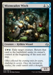 Mistmeadow Witch - Foil