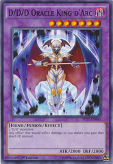 D/D/D Oracle King d'Arc - SP17-EN040 - Common - 1st Edition
